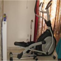 Πωλείται ελλειπτικό στην περιοχή του Νυδριού, σε άριστη κατάσταση και σε προσιτή τιμή.